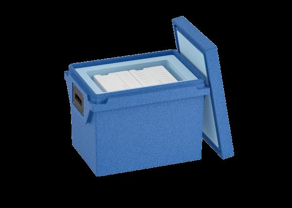va-Q-box M Premium mit Akku-Set, -25°C bis -15°C