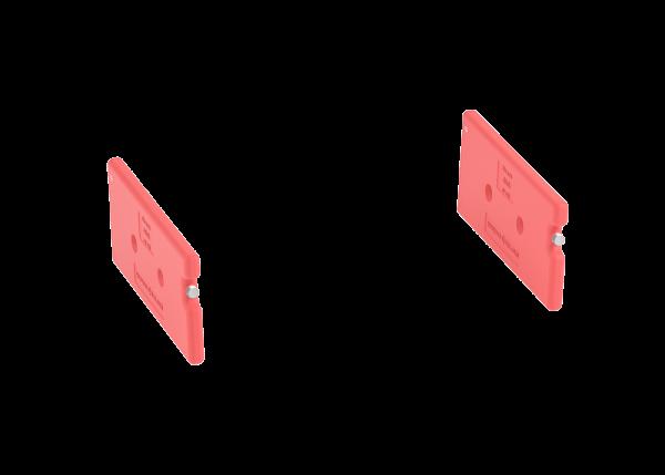 Akku-Set für va-Q-tray, -2°C bis +2°C