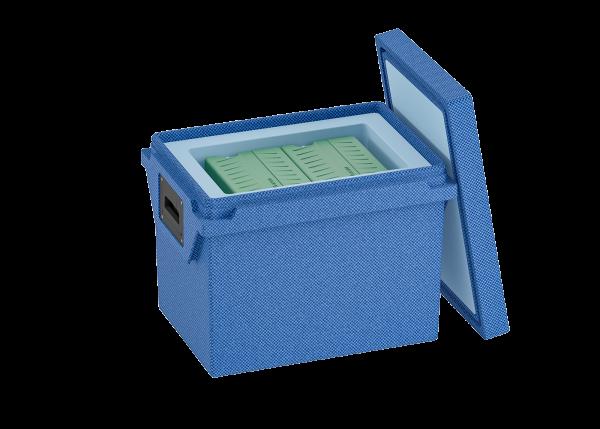 va-Q-box M Premium mit Akku-Set, +15°C bis +25°C