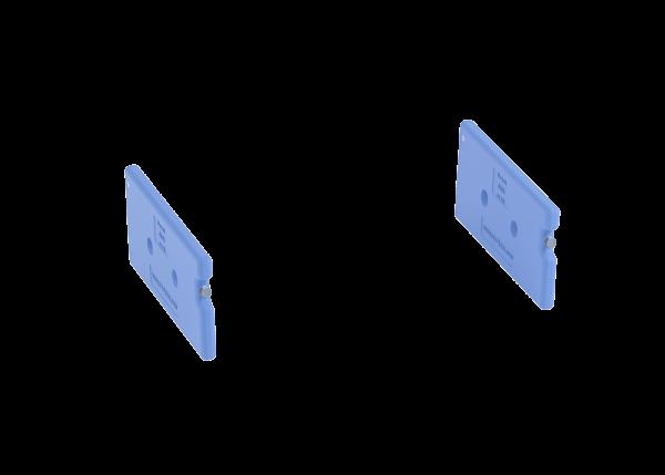 Akku-Set für va-Q-tray, +2°C bis +8°C