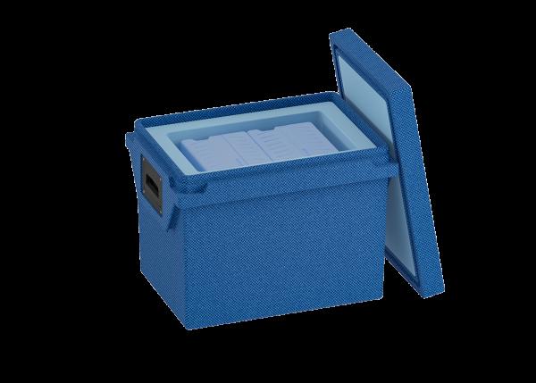 va-Q-box M Premium mit Akku-Set, +2°C bis +8°C