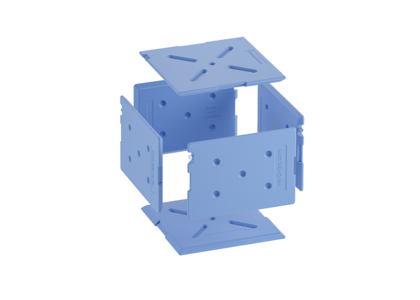 Akku-Set für va-Q-box L, +2°C bis +8°C
