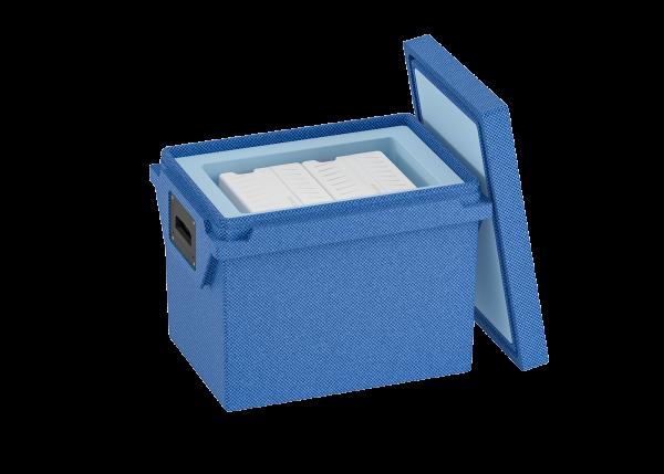 va-Q-box M mit Akku-Set, -20°C bis -10°C