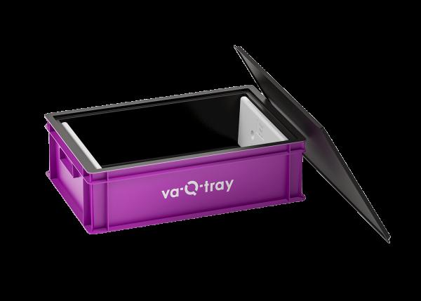 va-Q-tray mit Akku-Set, -25°C bis -15°C