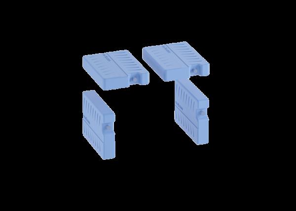 Akku-Set für va-Q-box M, +2°C bis +8°C